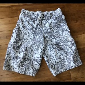 Hang Ten Boys Swim Trunks Small